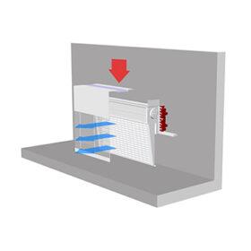 Ventilatorkonvektor QVC